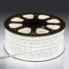 Светодиодная лента SWG 220 вольт 3528 60 LED IP67 4,8Вт/м холодного свечения