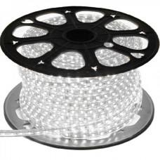 Светодиодная лента SWG 220 вольт 5050 60 LED IP67 14,4Вт/м холодного свечения
