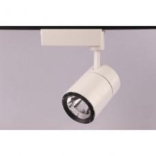 Светодиодный светильник трековый SWG спот серии TL58 модель 20 Вт WW белый+черный
