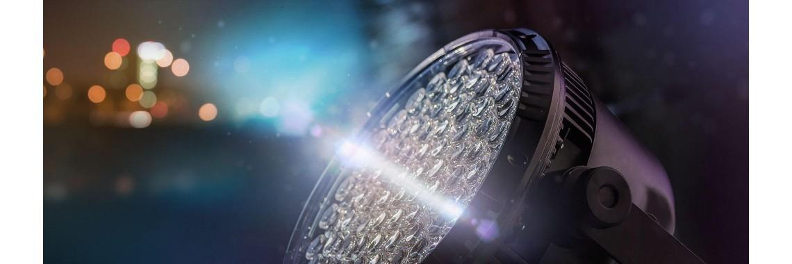 Прожекторное светодиодное освещение